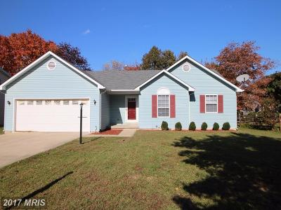Waldorf Single Family Home For Sale: 5053 Dorchester Circle