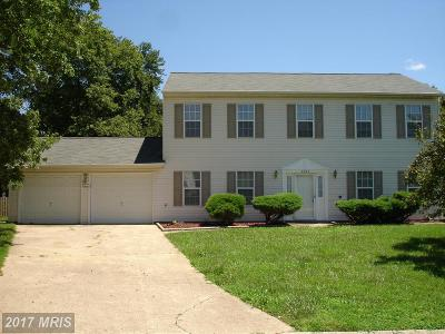 Waldorf Single Family Home For Sale: 2052 Abbey Court