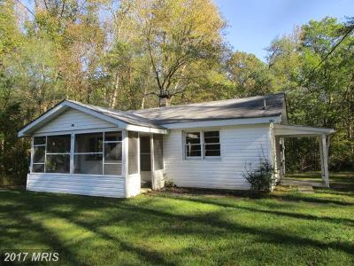 Charles Single Family Home For Sale: 9100 Bowie Road