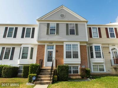 Waldorf Townhouse For Sale: 11320 Snow Owl Place