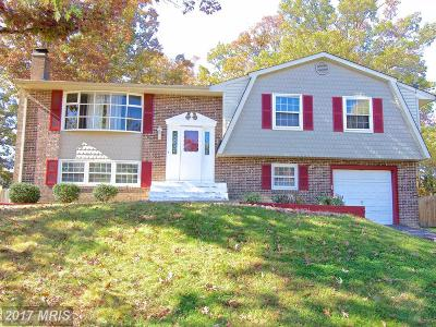 Waldorf Single Family Home For Sale: 4622 Harwich Drive