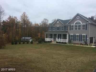 Hughesville Single Family Home For Sale: 6283 Baywood Court