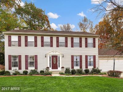 Waldorf Single Family Home For Sale: 10622 Ashford Circle