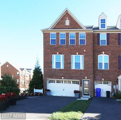 Waldorf Townhouse For Sale: 3205 Careysbrook Court