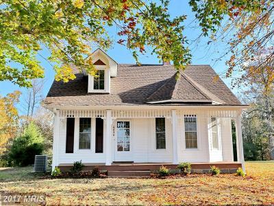 Hughesville Single Family Home For Sale: 6850 Herbert Road