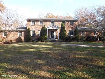 Hughesville Single Family Home For Sale: 6960 Wood Glen Drive