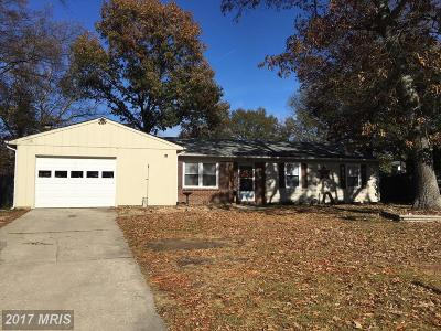 Charles Single Family Home For Sale: 10804 Stately Oak Court