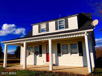 La Plata Single Family Home For Sale: 7653 Wheatley Road