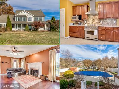 Hughesville Single Family Home For Sale: 14510 Dusty Miller Court