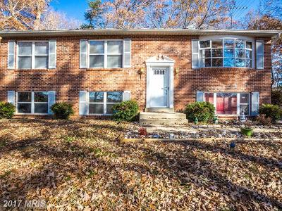 Brandywine Single Family Home For Sale: 15861 Woodville Road