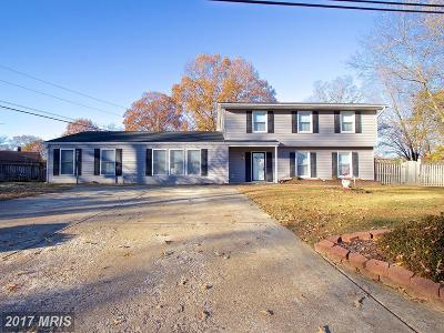 Waldorf Single Family Home For Sale: 1022 Dartmouth Road