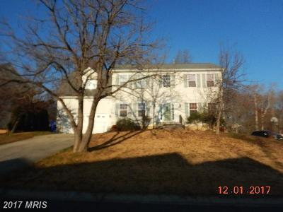 Waldorf Single Family Home For Sale: 2309 Ashford Lane