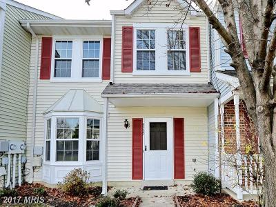 Waldorf Townhouse For Sale: 6268 Woodchuck Place