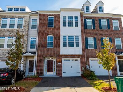 Waldorf Townhouse For Sale: 3606 Fossilstone Place