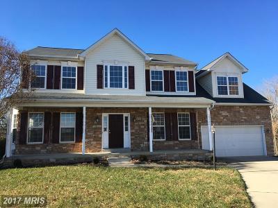 Waldorf Single Family Home For Sale: 8900 Flour Court