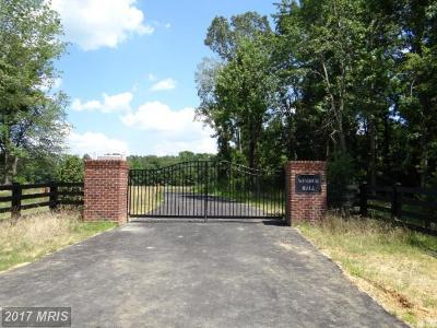 Montgomery, Prince Georges, Anne Arundel, dc, Charles Residential Lots & Land For Sale: Windsor Place