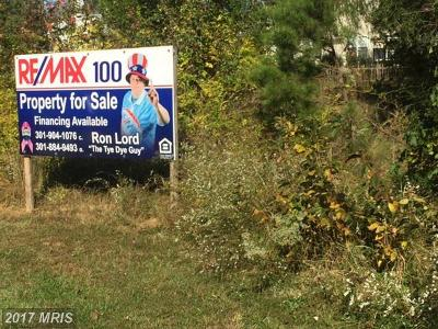 Waldorf Residential Lots & Land For Sale: Hamilton Road