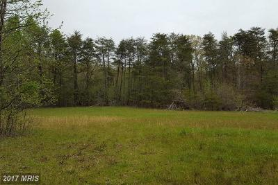 Hughesville Residential Lots & Land For Sale: 6470 Cracklingtown Road