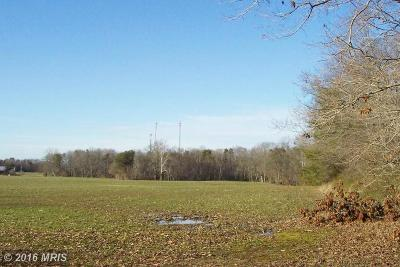 La Plata Residential Lots & Land For Sale: Old Stagecoach Road