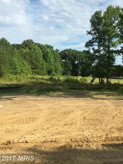 La Plata Residential Lots & Land For Sale: 10542 Spring Run Court