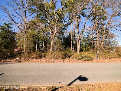 Waldorf Residential Lots & Land For Sale: 11111 Village Road