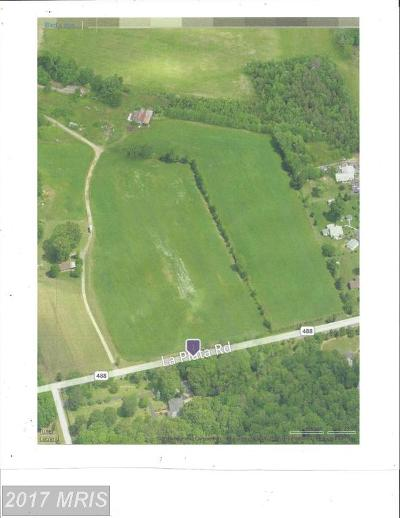 La Plata MD Residential Lots & Land For Sale: $700,000