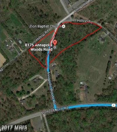 Residential Lots & Land For Sale: 8175 Annapolis Woods Road