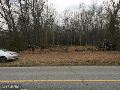 Charles Residential Lots & Land For Sale: Mason Springs Road