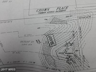 Hughesville Residential Lots & Land For Sale: 16410 Crown Place