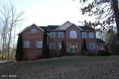 Hughesville Single Family Home For Sale: 6826 Buckeye Drive