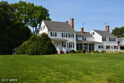 Montgomery, Prince Georges, Anne Arundel, dc, Charles Farm For Sale: 7465 Prospect Hill Road