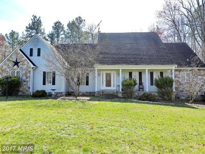 Hughesville Single Family Home For Sale: 13505 Ridge Place