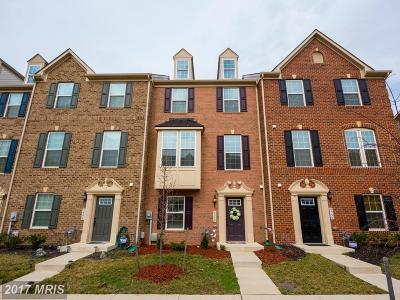 Waldorf Townhouse For Sale: 5548 Peanuts Lane