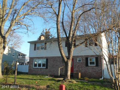 Bryans Road Single Family Home For Sale: 6622 Bucknell Road