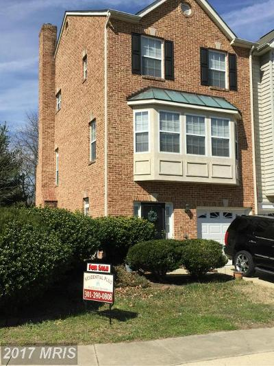 White Plains Townhouse For Sale: 3617 Bailey Place