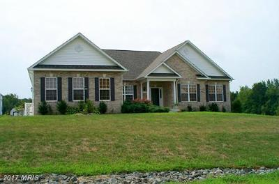 Hughesville Single Family Home For Sale: 7370 Yellow Rose Court