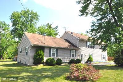 La Plata Single Family Home For Sale: 6800 Mason Springs Road