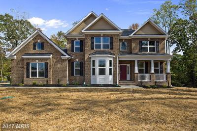 La Plata Single Family Home For Sale: 10506 Willow Run Court