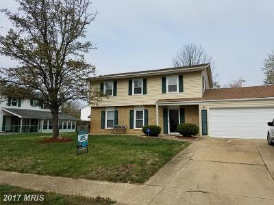 Waldorf Single Family Home For Sale: 39 Pagnell Circle