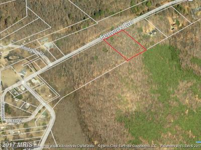 Charles Residential Lots & Land For Sale: Fenwick Road