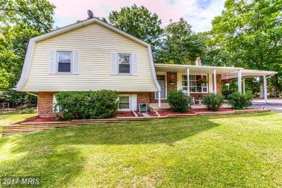 Hughesville Single Family Home For Sale: 6230 Cracklingtown Road