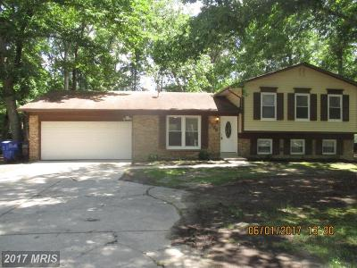 Waldorf Single Family Home For Sale: 1798 Cooper Court