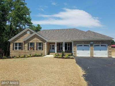 Hughesville Single Family Home For Sale: 7277 Filly Court