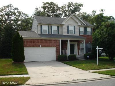 Waldorf Single Family Home For Sale: 11395 Wildmeadows Street