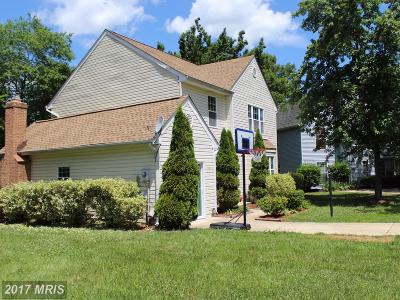 Waldorf Single Family Home For Sale: 5079 Bluehead Court