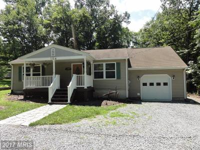 Bluemont VA Single Family Home For Sale: $249,900