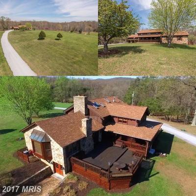 Single Family Home For Sale: 344 Providence Lane Lane