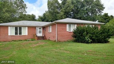 Caroline Single Family Home For Sale: 5484 American Corner Road