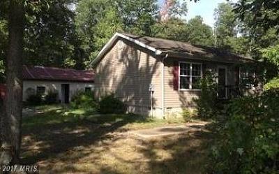 Caroline Single Family Home For Sale: 26270 Baker Road