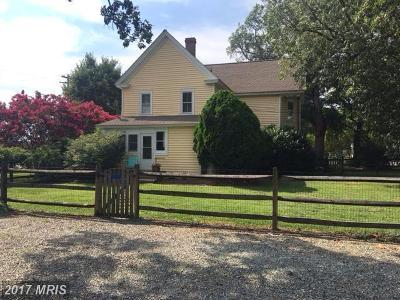 Caroline Single Family Home For Sale: 22365 Hog Creek Road